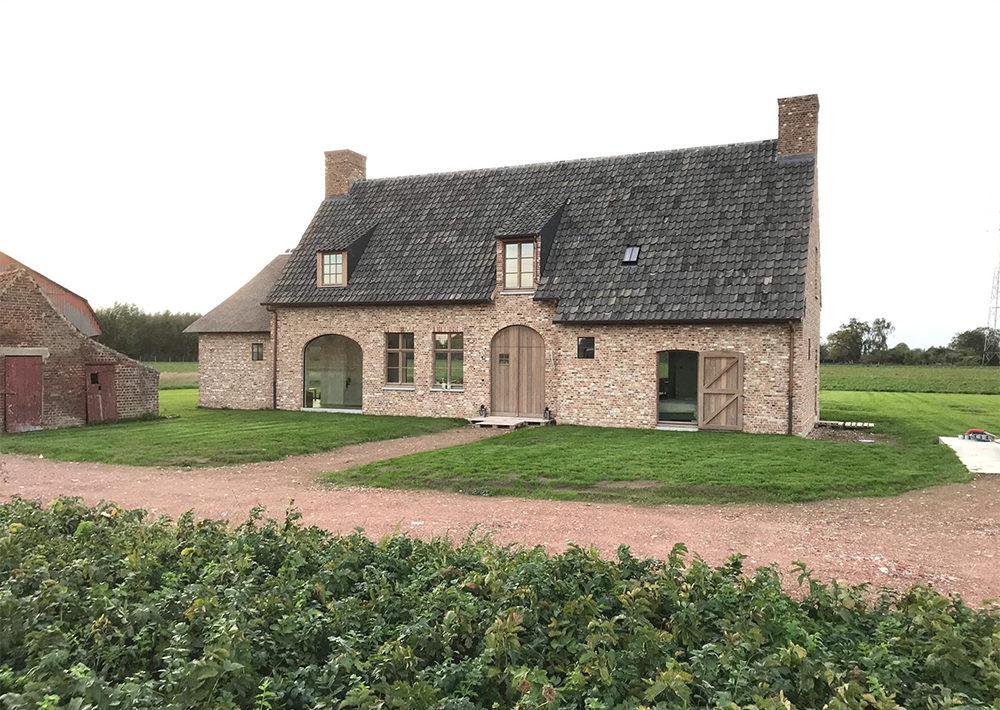 Algemene bouwwerken marino derijcke - Werf Nieuwenhove